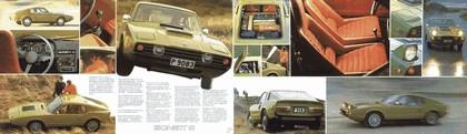 1974 Saab Sonett III 29