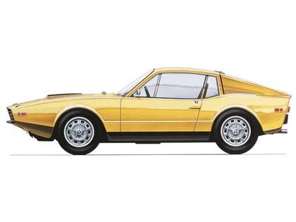 1974 Saab Sonett III 32
