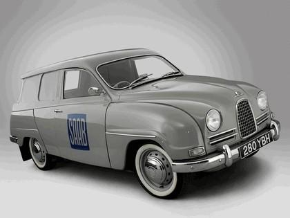 1962 Saab 95 Van 1
