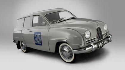 1962 Saab 95 Van 7