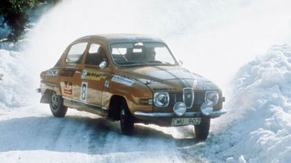 1969 Saab 96 rally car 3