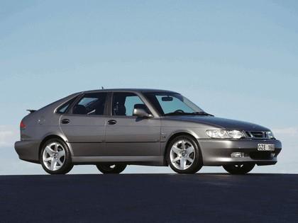 1999 Saab 9-3 Aero 2