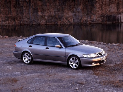 1999 Saab 9-3 Aero 11