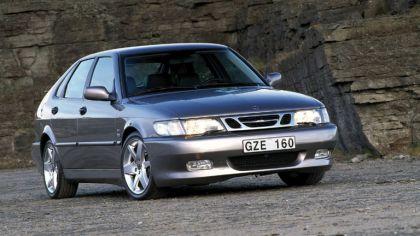 1999 Saab 9-3 Aero 1