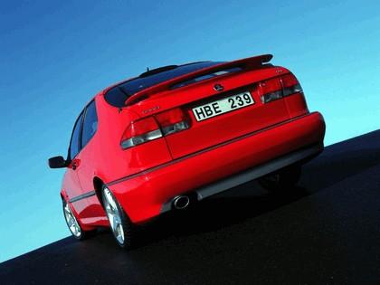 1999 Saab 9-3 Aero coupé 6