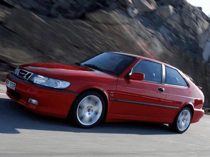 1999 Saab 9-3 Aero coupé 13