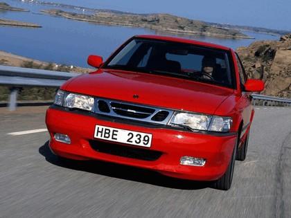 1999 Saab 9-3 Aero coupé 14