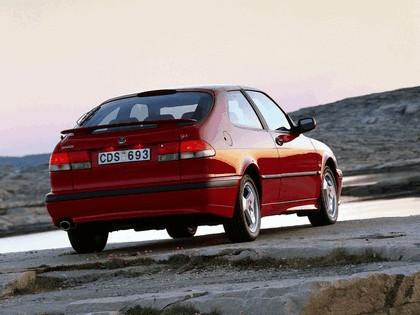 1999 Saab 9-3 Aero coupé 19
