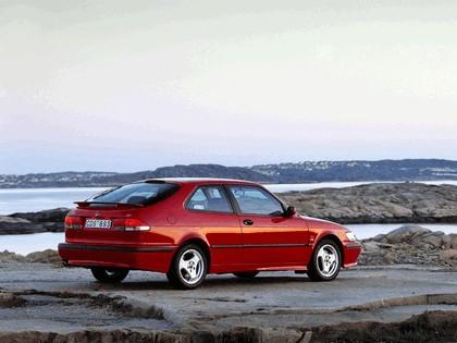 1999 Saab 9-3 Aero coupé 21