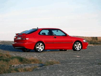 1999 Saab 9-3 Aero coupé 26