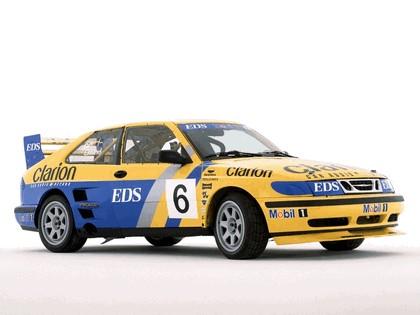 1999 Saab 9-3 Turbo Rallycross 1