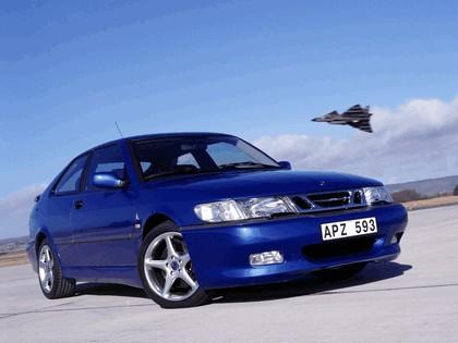 1999 Saab 9-3 Viggen coupé 4