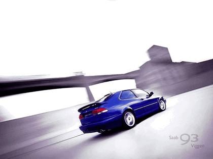 1999 Saab 9-3 Viggen coupé 7