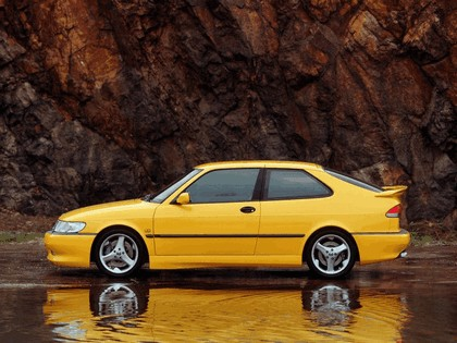 1999 Saab 9-3 Viggen coupé 9