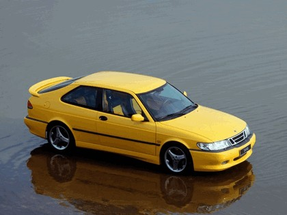 1999 Saab 9-3 Viggen coupé 11