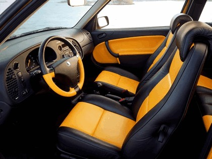 1999 Saab 9-3 Viggen coupé 13