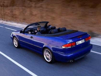1999 Saab 9-3 Viggen convertible 4