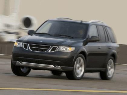 2008 Saab 9-7X Aero 1