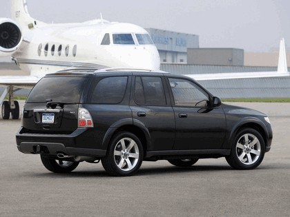 2008 Saab 9-7X Aero 7