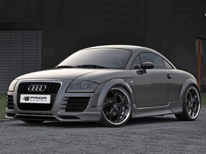 2008 Audi TT with Aerodynamic Kit by Prior Design 1
