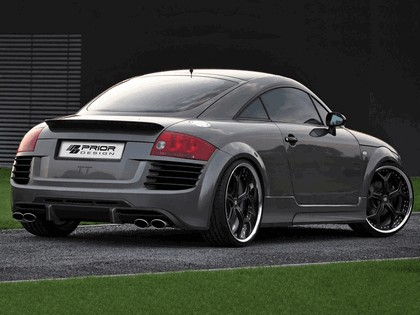 2008 Audi TT with Aerodynamic Kit by Prior Design 2