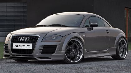 2008 Audi TT with Aerodynamic Kit by Prior Design 2