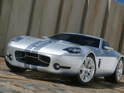 2004 Ford Shelby Cobra GR-1 concept 4