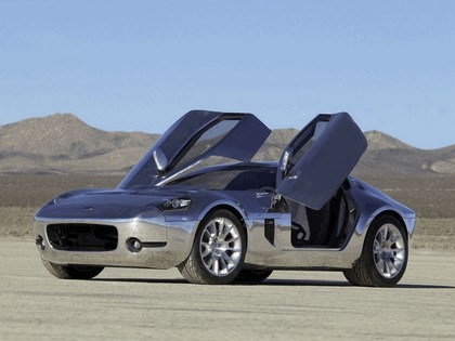 2004 Ford Shelby Cobra GR-1 concept 18