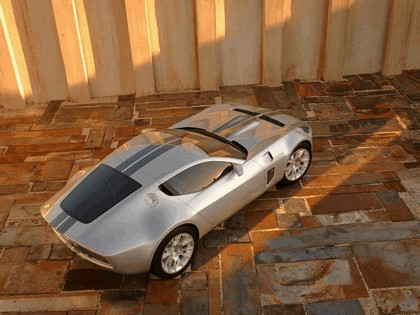 2004 Ford Shelby Cobra GR-1 concept 29