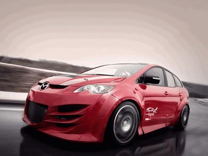 2009 Mazda CX-7 by Kesselman 4