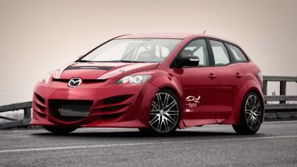 2009 Mazda CX-7 by Kesselman 1