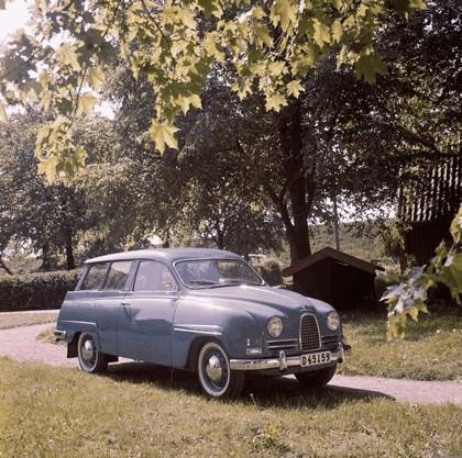 1960 Saab 95 1