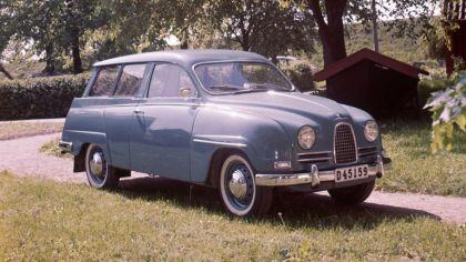 1960 Saab 95 4