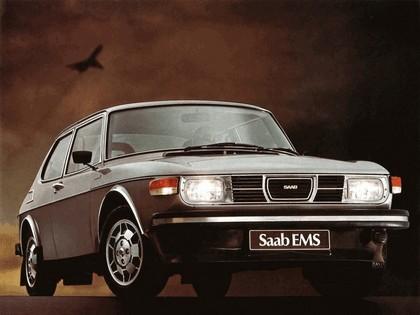 1972 Saab 99 EMS 1