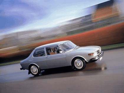 1972 Saab 99 EMS 2