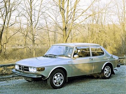 1972 Saab 99 EMS 3