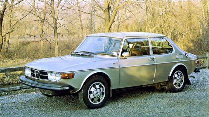1972 Saab 99 EMS 8