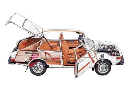 1974 Saab 99 Combi coupé 6