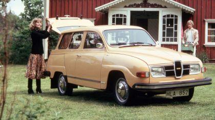 1976 Saab 95 8