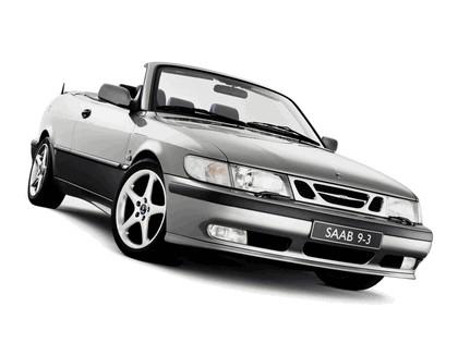 1998 Saab 9-3 convertible 1