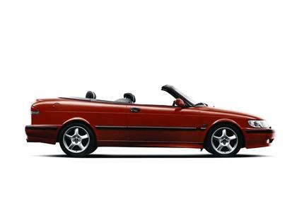 1998 Saab 9-3 convertible 2