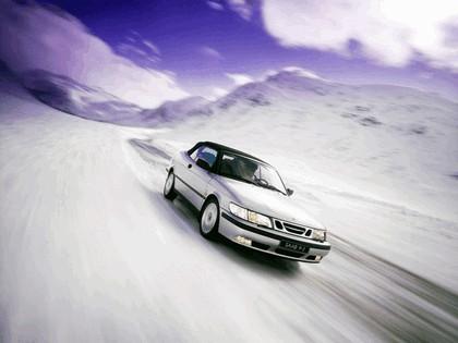 1998 Saab 9-3 convertible 6