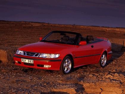 1998 Saab 9-3 convertible 15