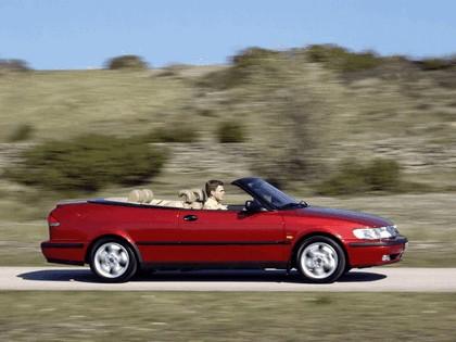 1998 Saab 9-3 convertible 16
