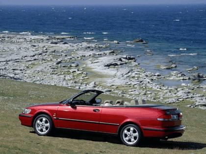 1998 Saab 9-3 convertible 17