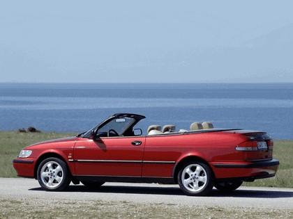 1998 Saab 9-3 convertible 18