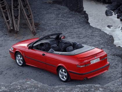 1998 Saab 9-3 convertible 20