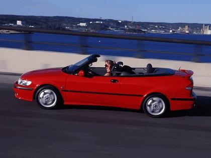 1998 Saab 9-3 convertible 22