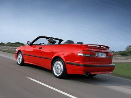 1998 Saab 9-3 convertible 25
