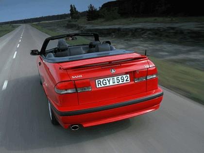 1998 Saab 9-3 convertible 27